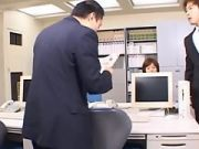Sexy Asian Office Gal Fucked By Her Handsome Colleague